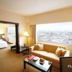 Ramada Plaza Menam Riverside Bangkok suite
