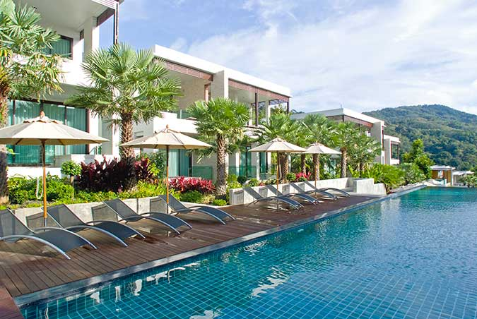 Wyndham Sea Pearl Resort Phuket, Thailand