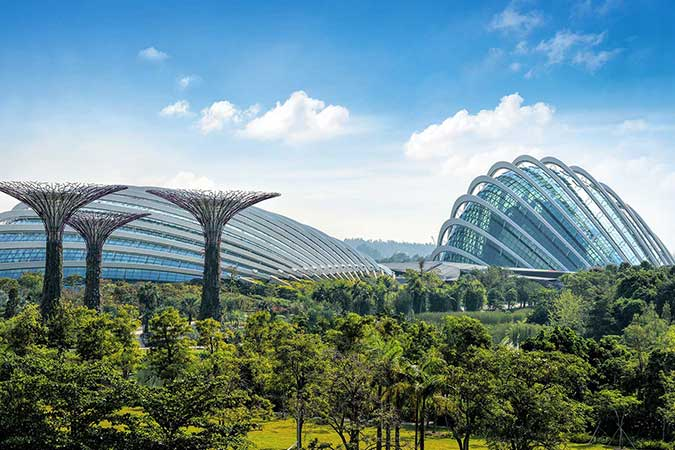 Singapore: Asia\'s City in a Garden - Club Wyndham Asia