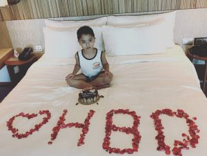 Wyndham Grand Phuket Kalim Bay Birthday
